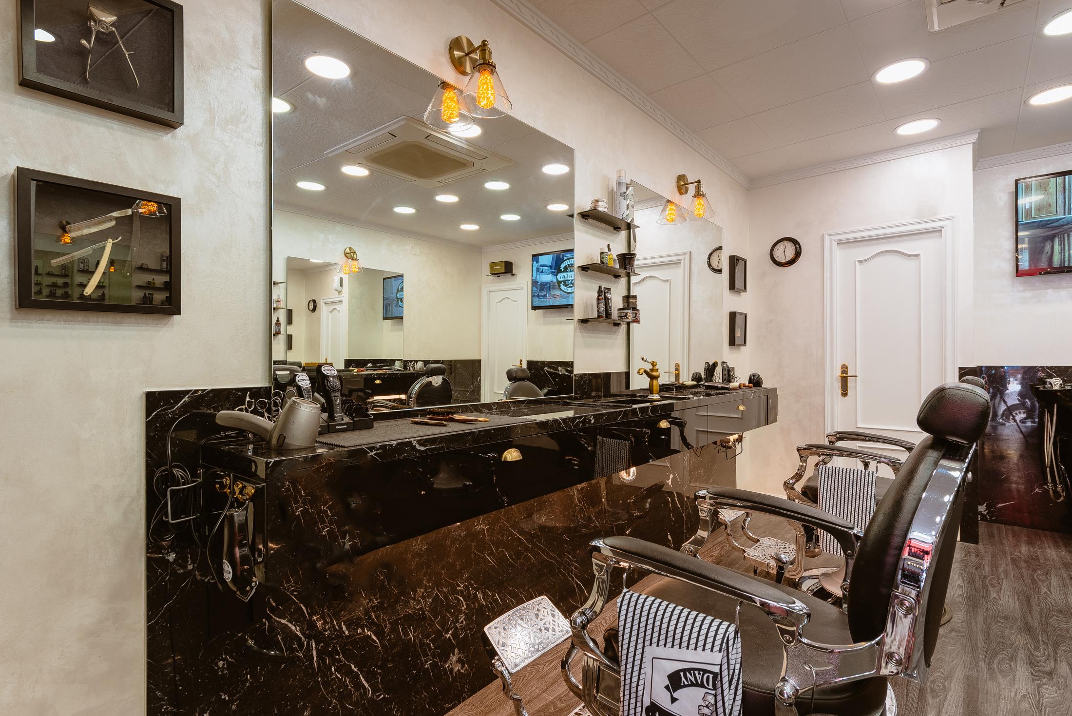 Barbería Tony Dany 4