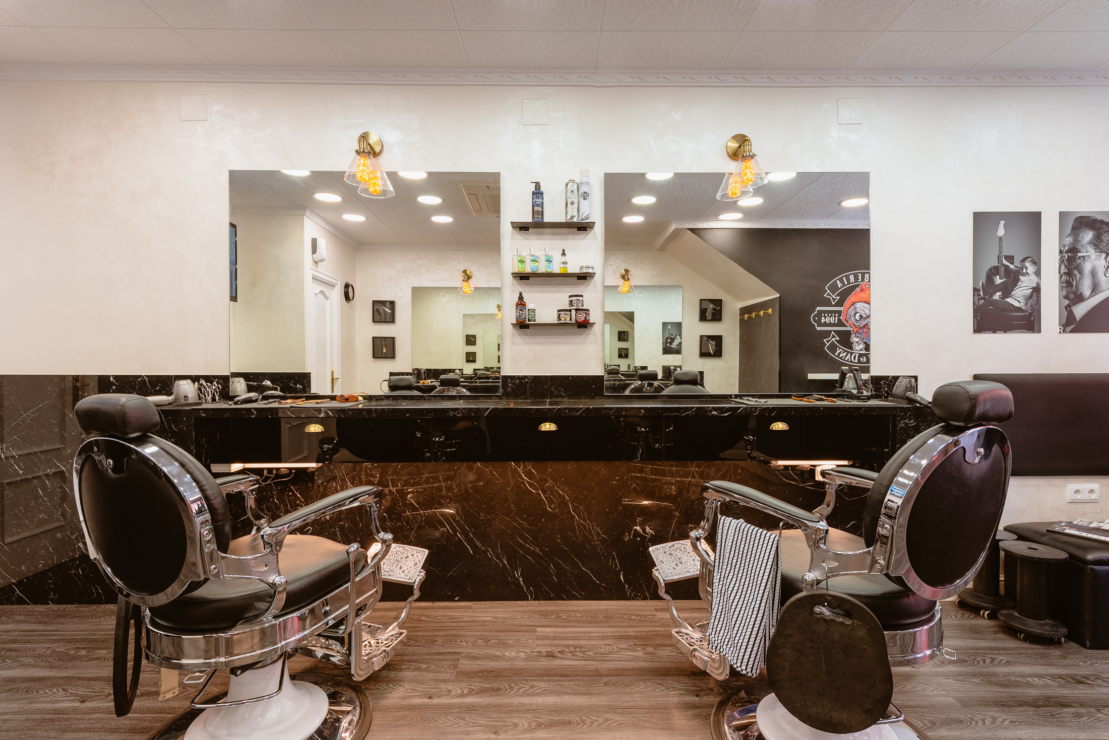 Barbería Tony Dany 6